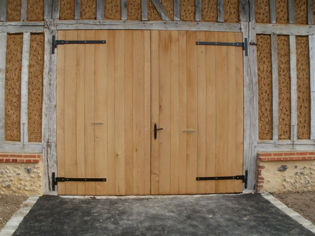 Porte sur mesure for Porte grange